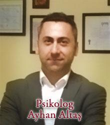 Psikolog Ayhan Altaş