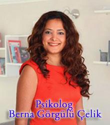 Psikolog Berna Görgülü Çelik