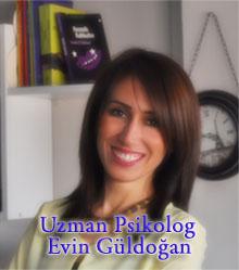 Uzman Psikolog Evin Güldoğan