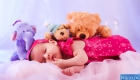 Uyumak çocukların gelişimi için önemli