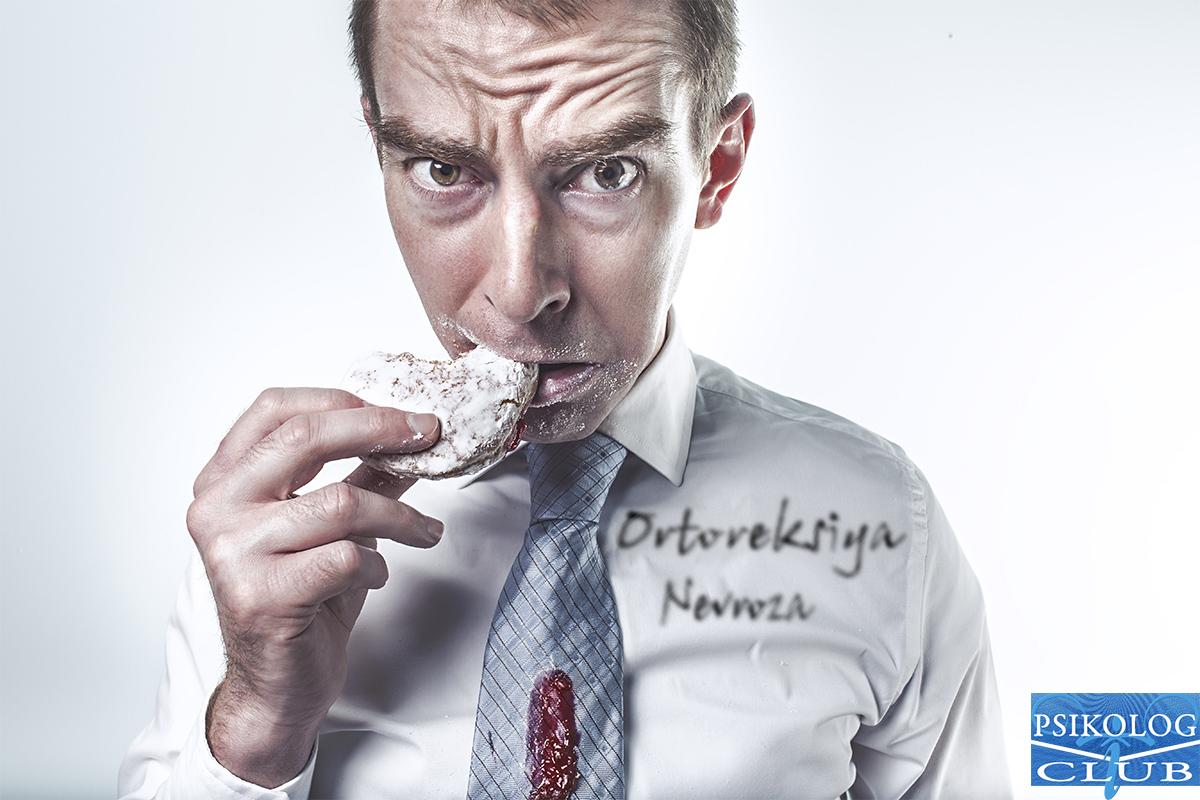 Ortoreksiya nervoza, sağlıklı beslenmenin takıntısı